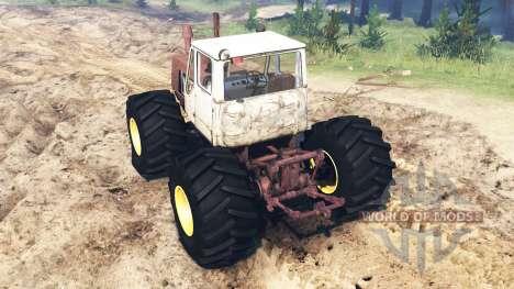 T-150 K [personnalisé] pour Spin Tires