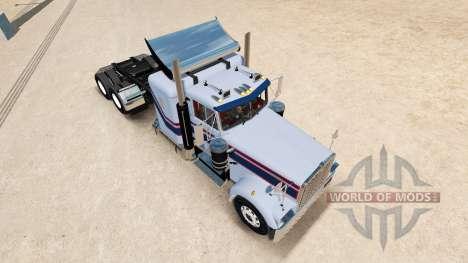 Kenworth W900A für American Truck Simulator