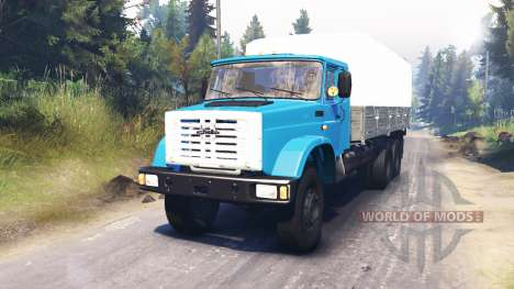 ZIL-4331 [Euro] für Spin Tires