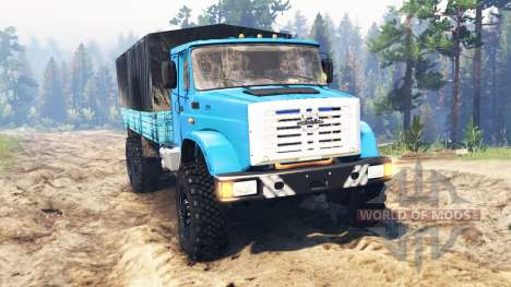 ZIL-433440 [Euro] pour Spin Tires