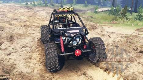 Rock Crawler v2.0 für Spin Tires