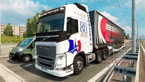 Skins für den LKW-Verkehr v1.3.1 für Euro Truck Simulator 2