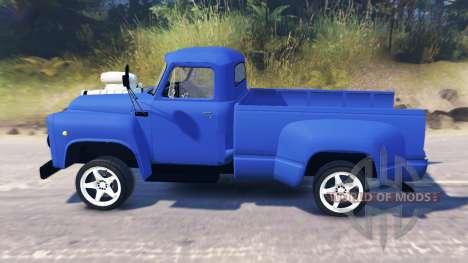GAZ-52 [pickup] für Spin Tires