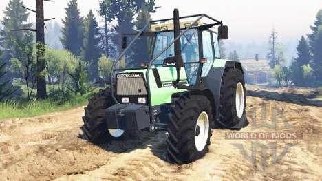Deutz-Fahr AgroStar 6.61 v2.0 für Spin Tires