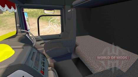 DAF CF 85 v2.0 pour Euro Truck Simulator 2
