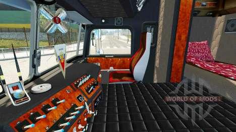 Kenworth K100 v2.05 pour Euro Truck Simulator 2