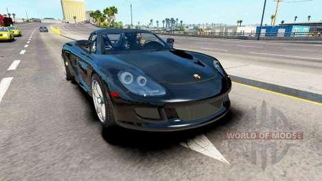 Verkehr NFS Most Wanted für American Truck Simulator