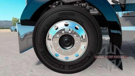 Geschmiedete Aluminium Räder von Alcoa für American Truck Simulator