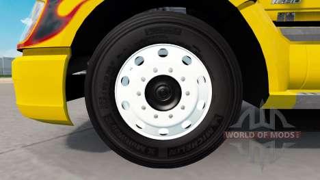 Geschmiedete Aluminium Räder von Alcoa v1.5 für American Truck Simulator