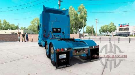 Peterbilt 389 v1.13 für American Truck Simulator
