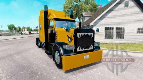 Hard Truck de la peau pour le camion Peterbilt 3 pour American Truck Simulator