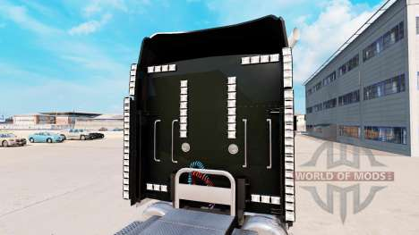 Tuning pour Kenworth W900 pour American Truck Simulator