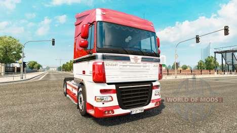 DAF XF 105.510 für Euro Truck Simulator 2