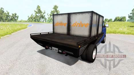 Gavril H-Series [addons] pour BeamNG Drive