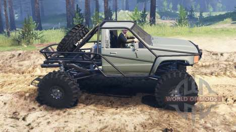 Toyota Hilux Truggy 1984 FSA pour Spin Tires