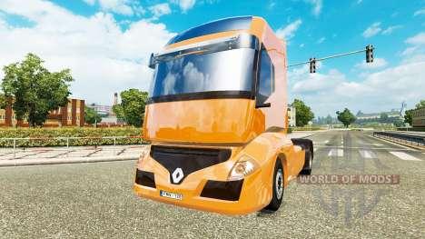 Renault Radiance v1.2 pour Euro Truck Simulator 2