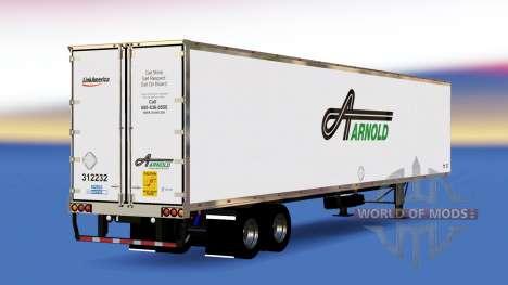 All-Metall-Auflieger Arnold für American Truck Simulator