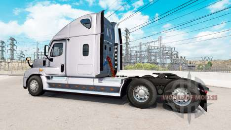 Freightliner Cascadia v1.1 pour American Truck Simulator