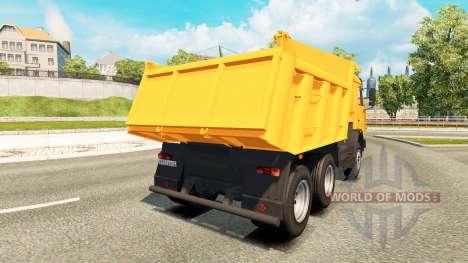 KamAZ-65115 pour Euro Truck Simulator 2