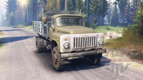 GAZ-53 v3.0 für Spin Tires