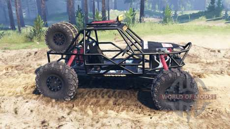 Rock Crawler v2.0 für Spin Tires