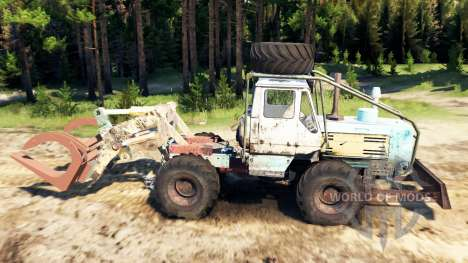 T-150K v1.5 pour Spin Tires