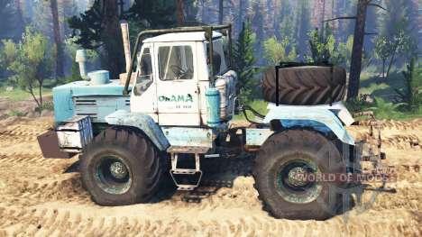 T-150K v2.0 pour Spin Tires
