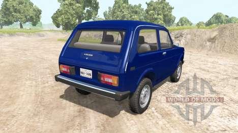 VAZ-2121 Niva pour BeamNG Drive