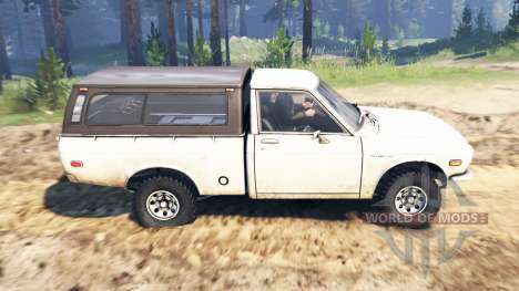 Datsun 510 [pickup] pour Spin Tires