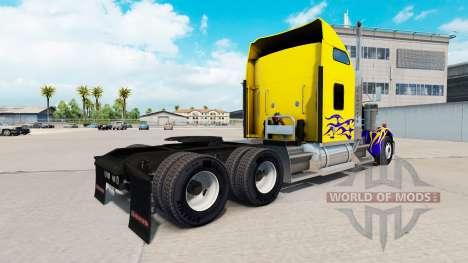 Haut auf Nevada Custom truck Kenworth W900 für American Truck Simulator