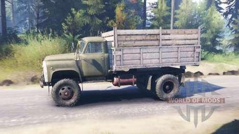 GAZ-53 v2.0 pour Spin Tires
