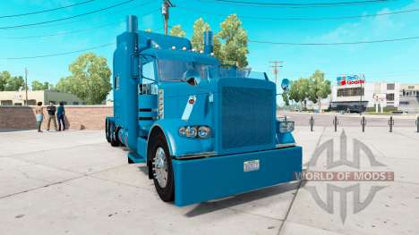 Peterbilt 389 v1.13 pour American Truck Simulator