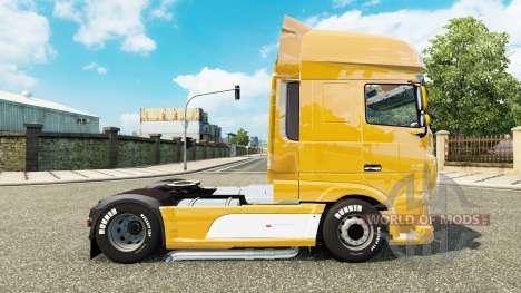 DAF XF 510 Super Space Cab v1.1 pour Euro Truck Simulator 2