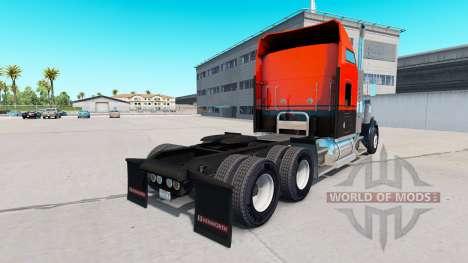 Flash-skin für Benutzerdefinierte LKW-Kenworth W für American Truck Simulator