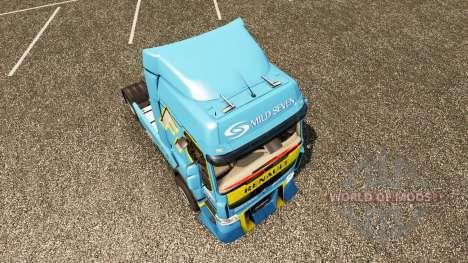 Tuning für Renault Premium für Euro Truck Simulator 2