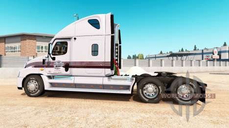 Freightliner Cascadia pour American Truck Simulator