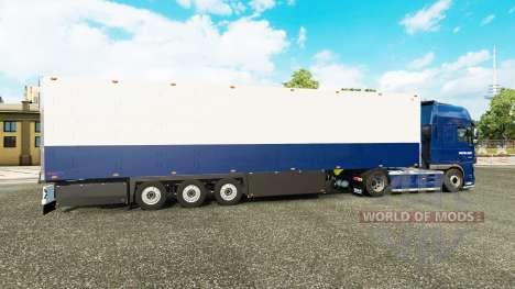 Semi-Trailer Schmitz Cargobull Pieter Smit für Euro Truck Simulator 2