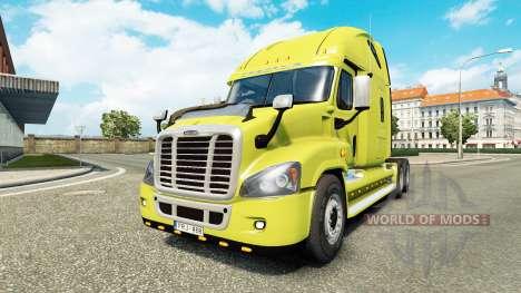 Freightliner Cascadia v1.1 für Euro Truck Simulator 2