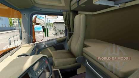 Scania T Longline [Black Amber] pour Euro Truck Simulator 2
