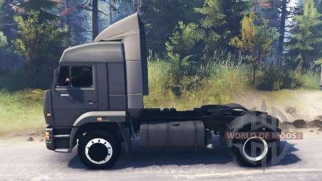 KamAZ-5460 für Spin Tires