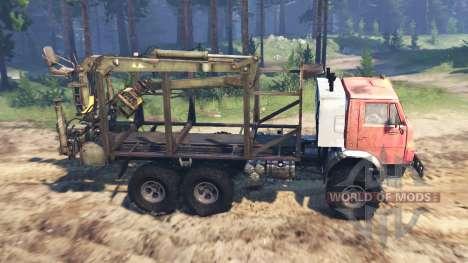 KamAZ-53212 Sowjetunion für Spin Tires