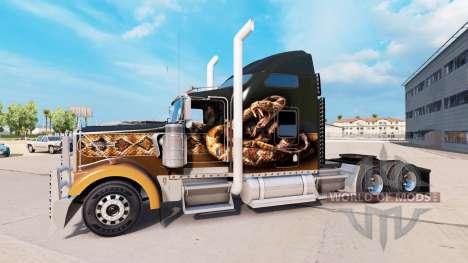 Tuning für Kenworth W900 für American Truck Simulator