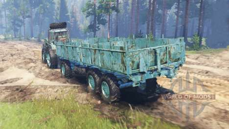 MTZ-82-02 für Spin Tires