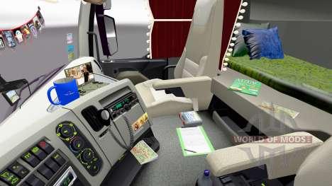 Zubehör für den Innenraum Renault für Euro Truck Simulator 2