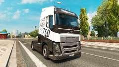 Carbonne, MIDI-pyrénées skin for Volvo truck