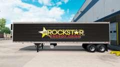 La peau Rockstar pour semi-frigorifique