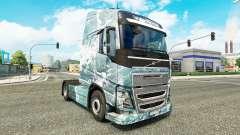 Ice Road skin für Volvo-LKW