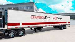 Semi-Trailer mit real logos v1.0.1