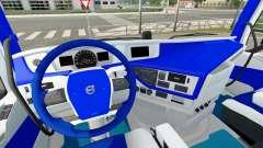 HSV Innenraum für Volvo