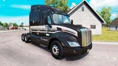 La peau de Martre de Transport LTD camion Peterb